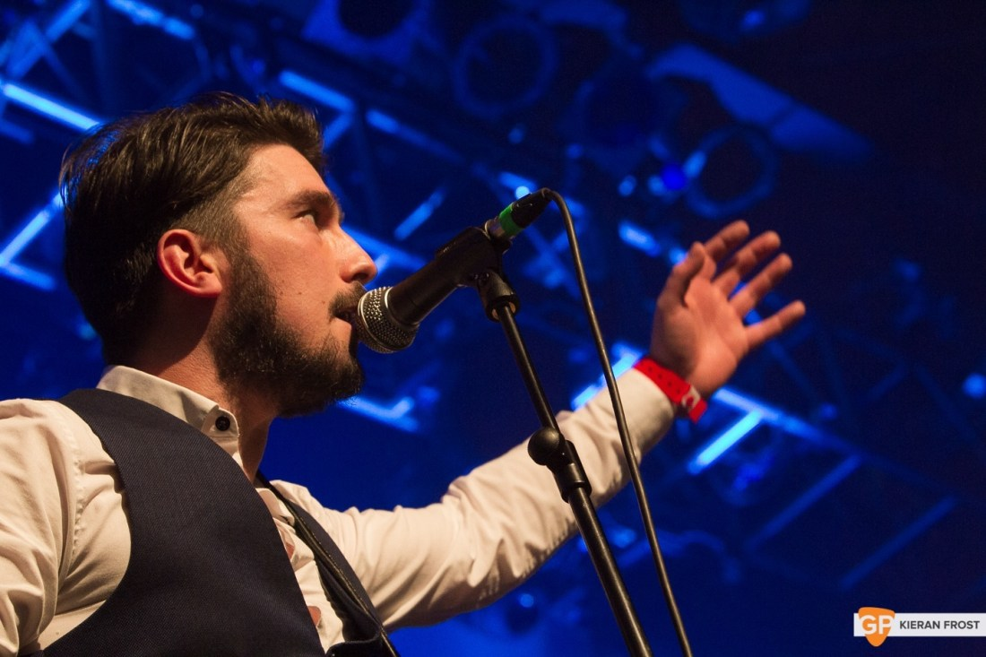 The Riptide Movement at Meteor Choice Music Prize 2015 by Kieran