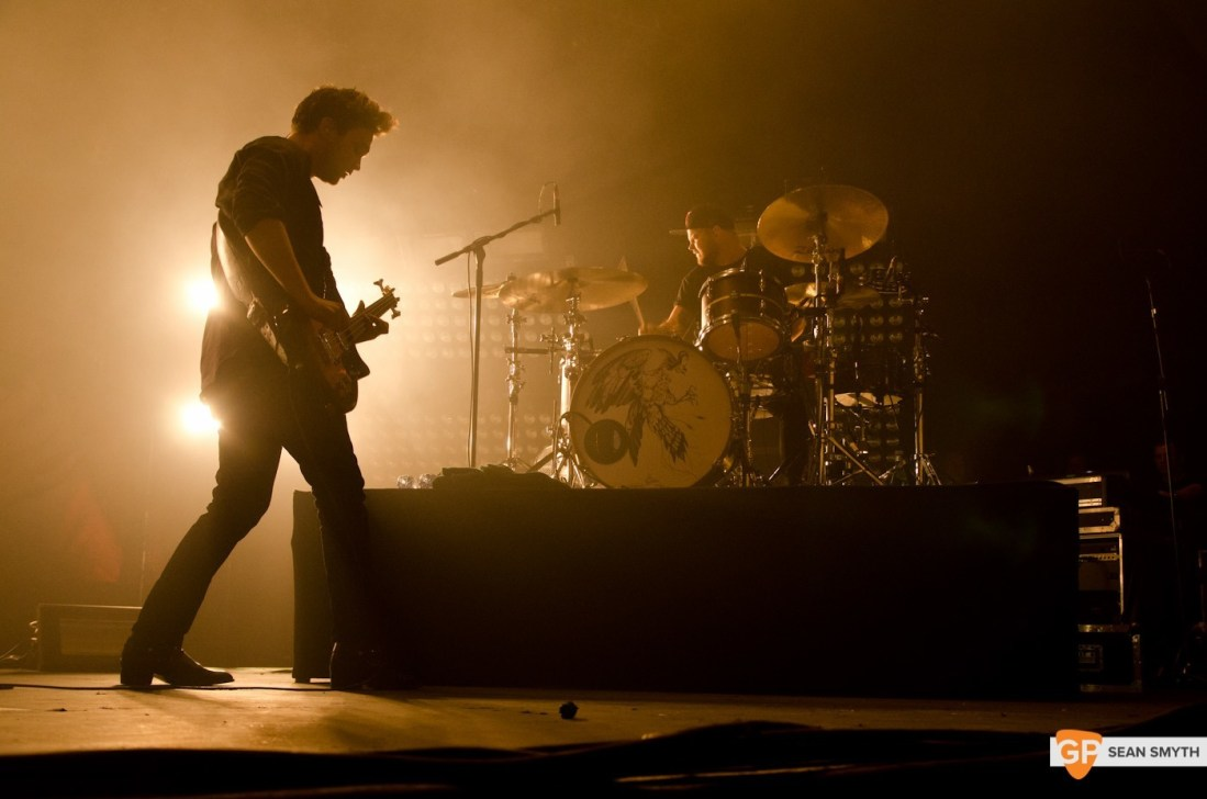Royal Blood at The Olympia Theatre (9-3-15) by Sean Smyth (1 of 26)