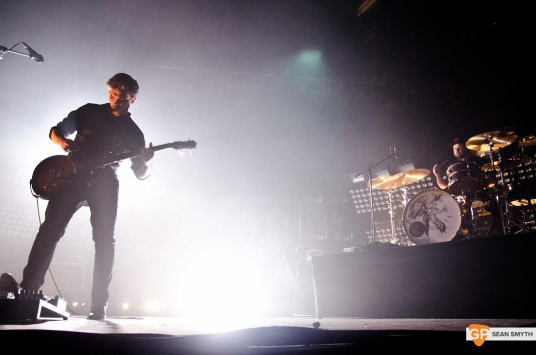 Royal Blood at The Olympia Theatre (9-3-15) by Sean Smyth (7 of 26)