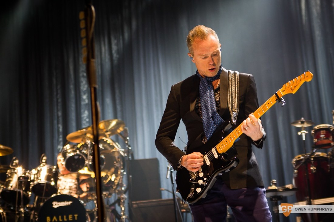 Spandau Ballet at The 3Arena by Owen Humphreys (4 of 13)