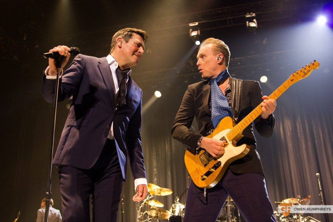 Spandau Ballet at The 3Arena by Owen Humphreys (6 of 13)