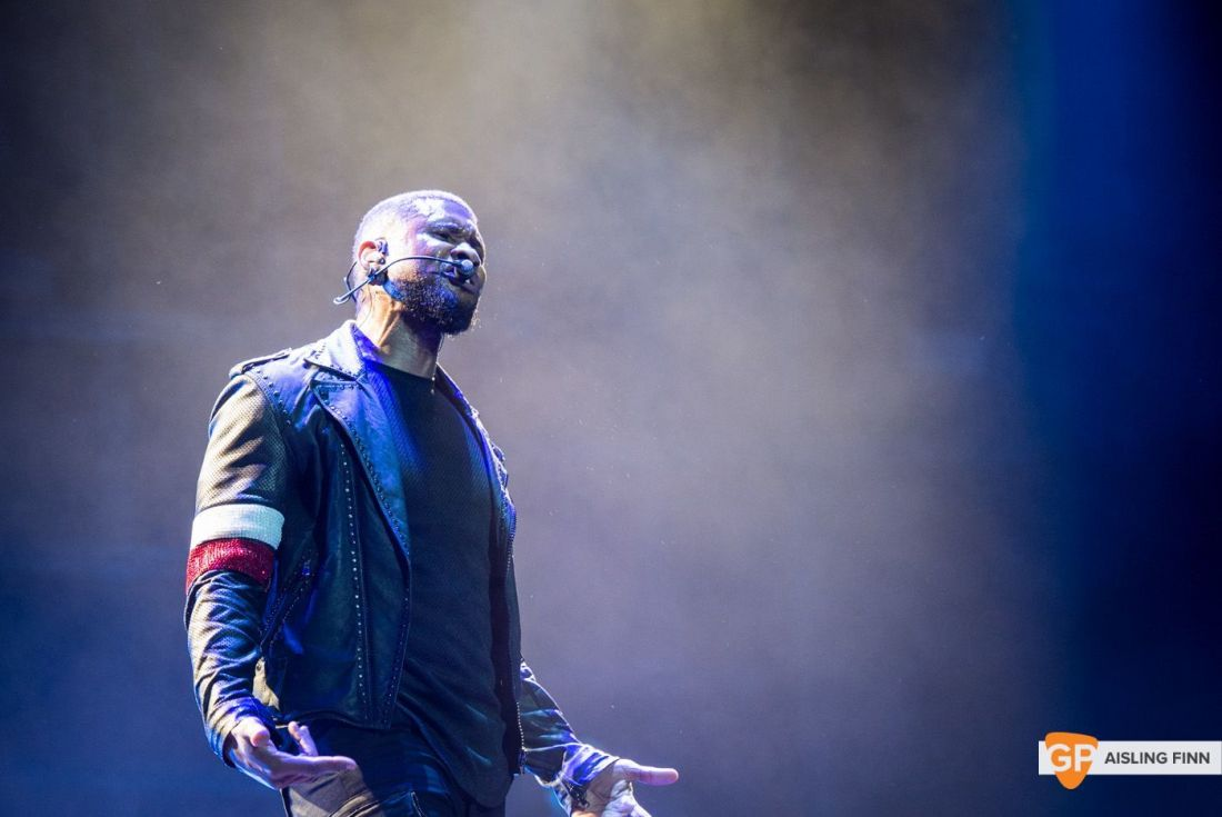USHER at THE 3 ARENA by AISLING FINN (11)