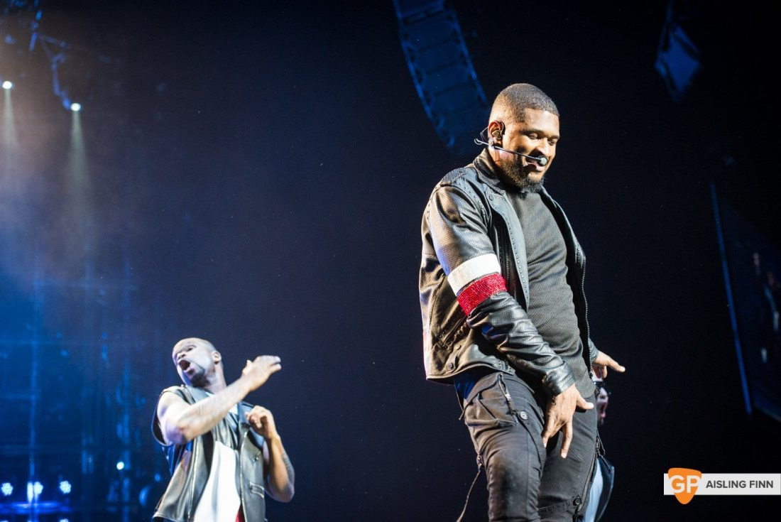 USHER at THE 3 ARENA by AISLING FINN (14)