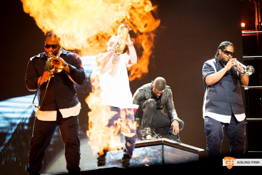 USHER at THE 3 ARENA by AISLING FINN (33)
