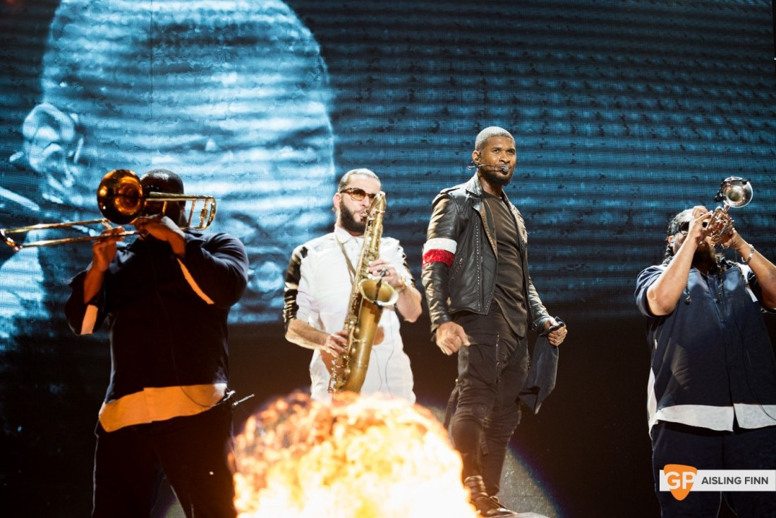USHER at THE 3 ARENA by AISLING FINN (34)