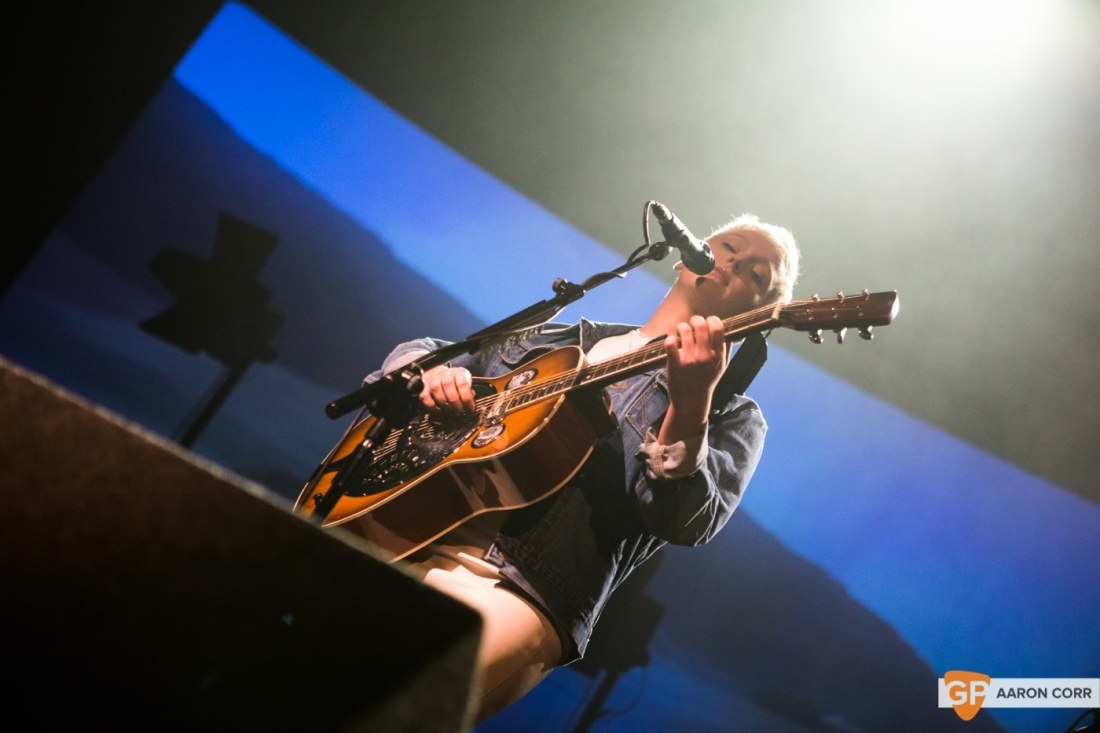 Laura Marling at Olympia by Aaron Corr-5038