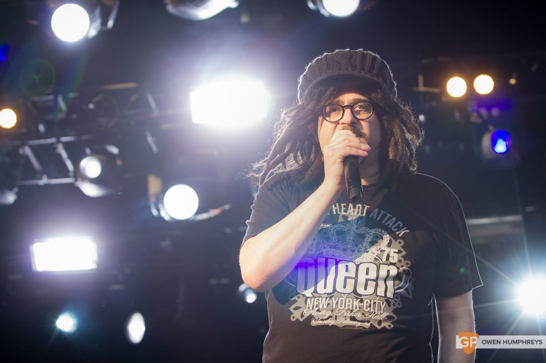 Counting Crows at the Royal Hospital Kilmainham by Owen Humphreys (13 of 13)