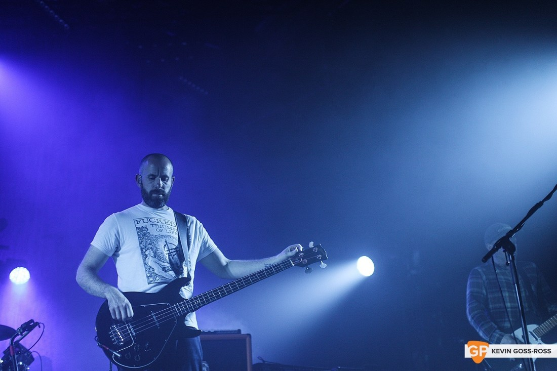 Mogwai at The Olympia by Kevin Goss-Ross