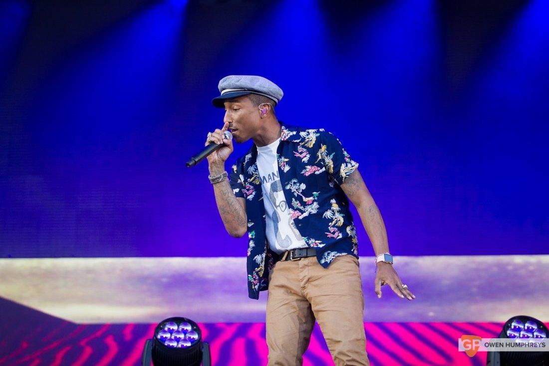 Pharrell Williams at Croke Park by Owen Humphreys (6 of 9)