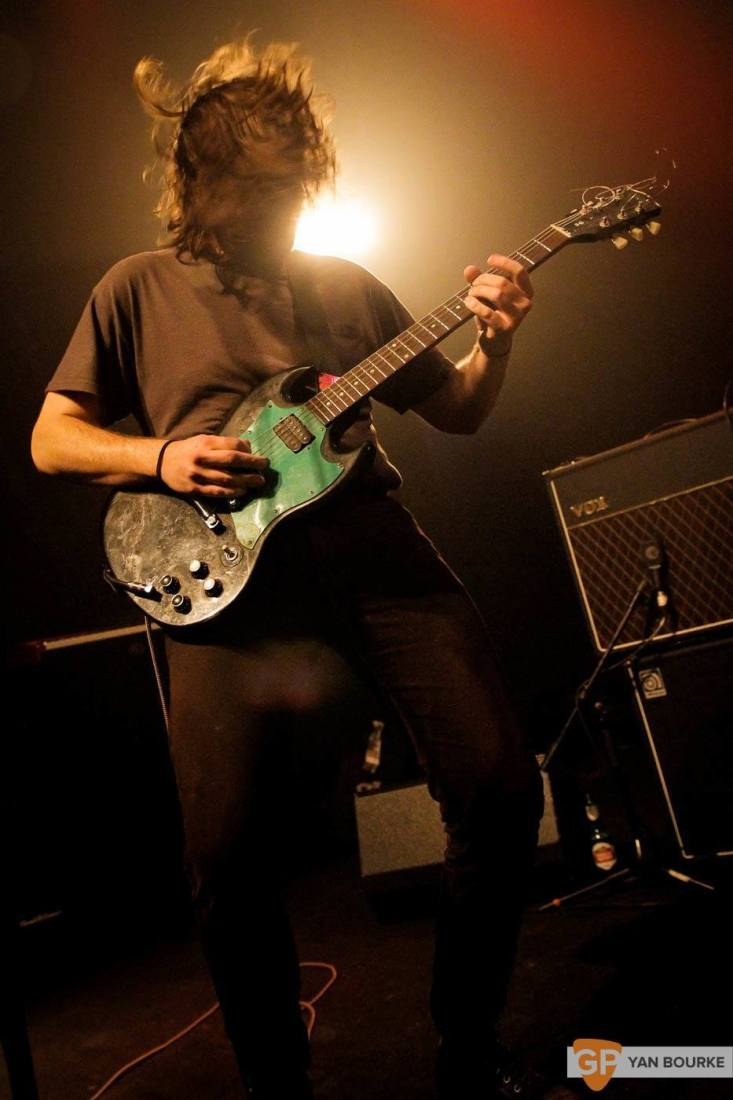 Pinkwash in the Button Factory on 13 June 2015 by Yan Bourke