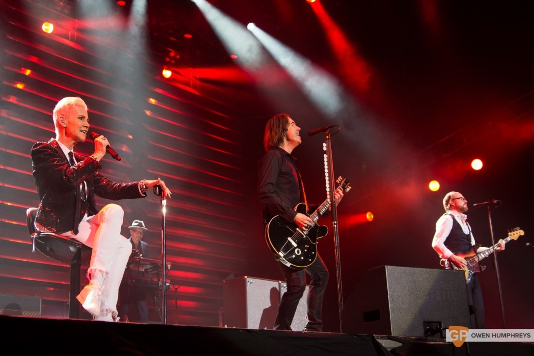 Roxette at The 3Arena by Owen Humphreys (12 of 20)
