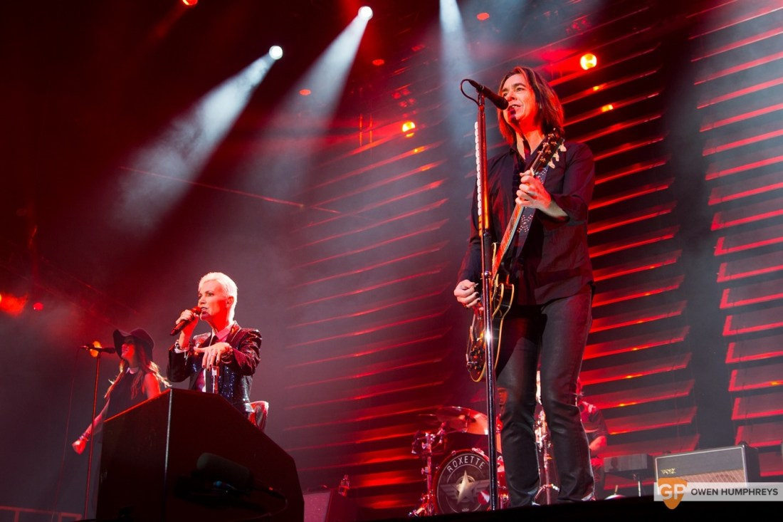 Roxette at The 3Arena by Owen Humphreys (15 of 20)