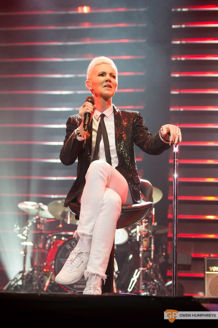 Roxette at The 3Arena by Owen Humphreys (3 of 20)
