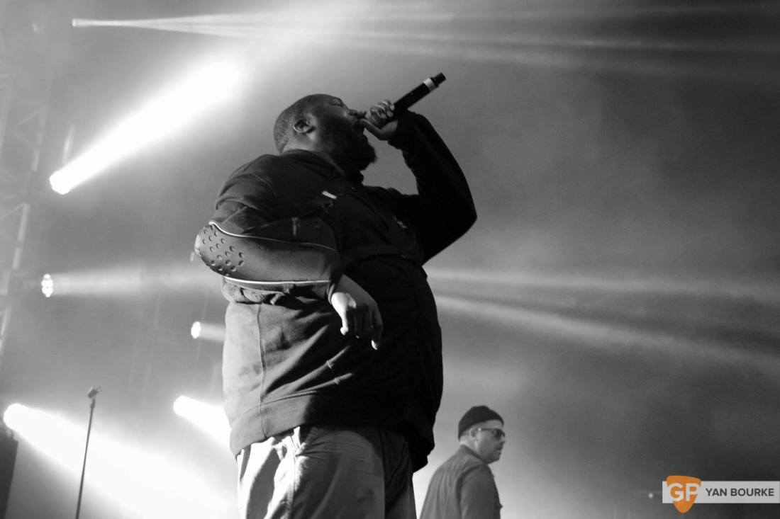 Run The Jewels at Forbidden Fruit 2015 by Yan Bourke