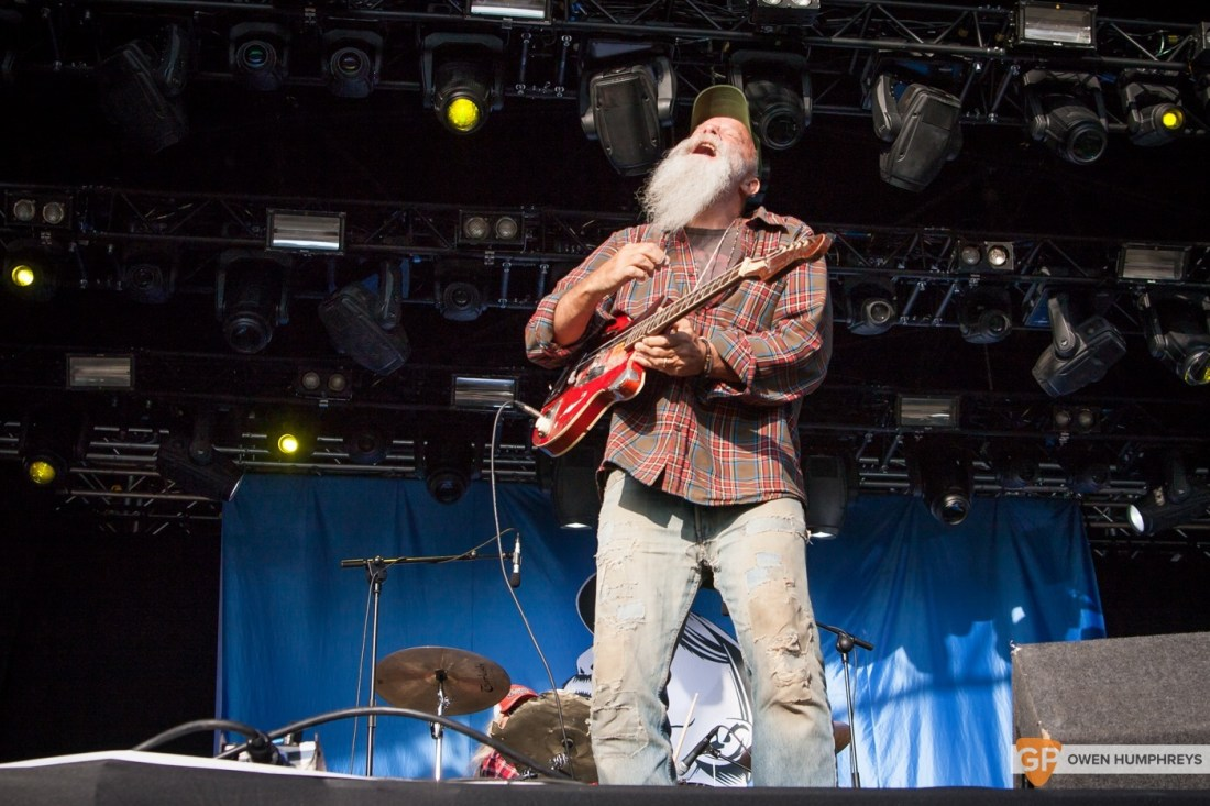 Seasick Steve at the Royal Hospital Kilmainham by Owen Humphreys (5 of 9)