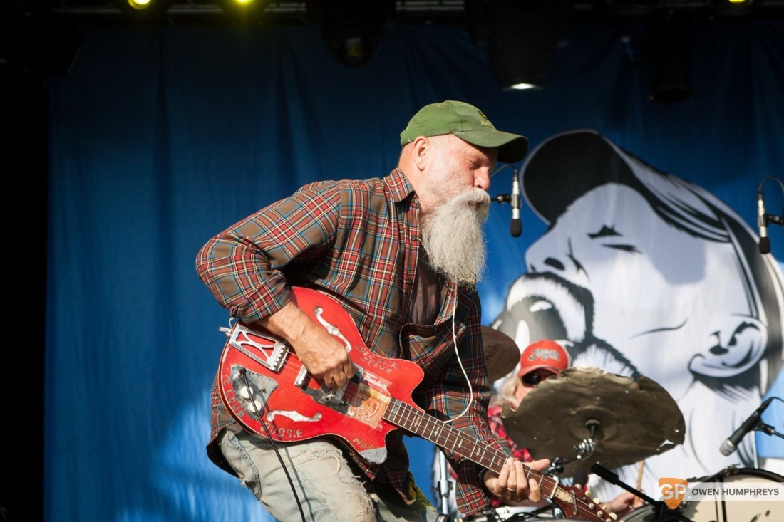 Seasick Steve at the Royal Hospital Kilmainham by Owen Humphreys (6 of 9)