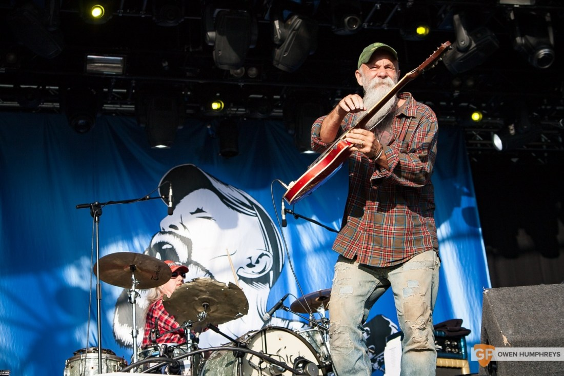 Seasick Steve at the Royal Hospital Kilmainham by Owen Humphreys (9 of 9)