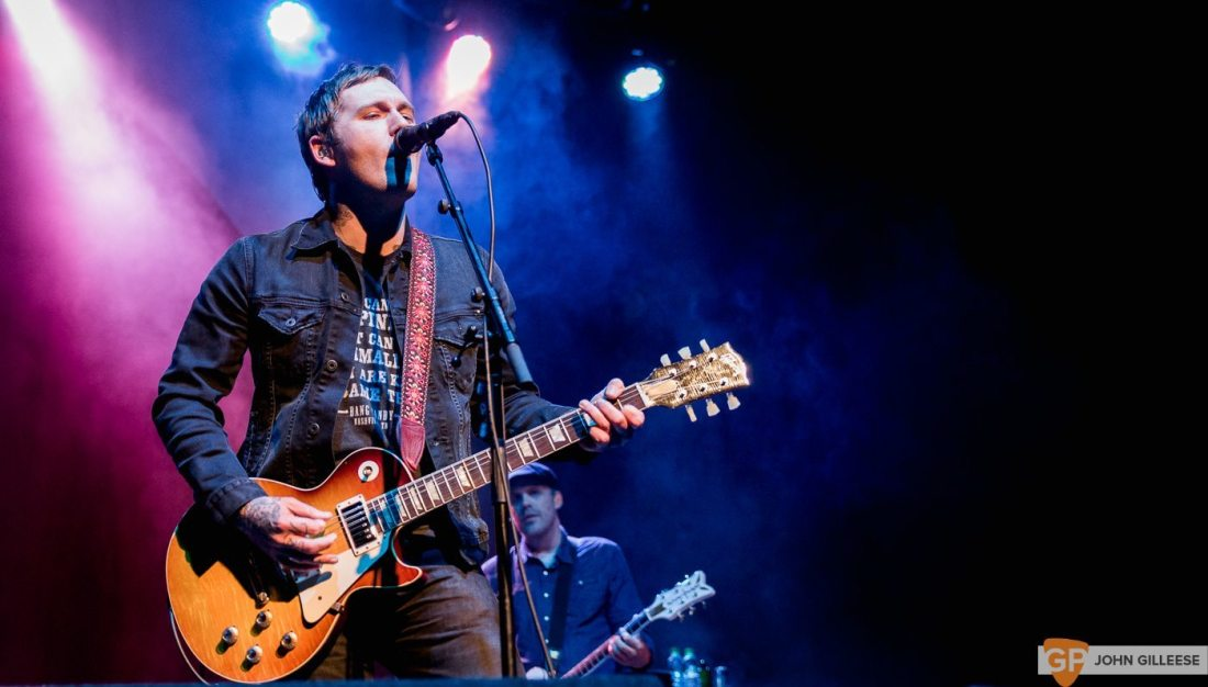 The Gaslight Anthem @ The Olympia by John Gilleese