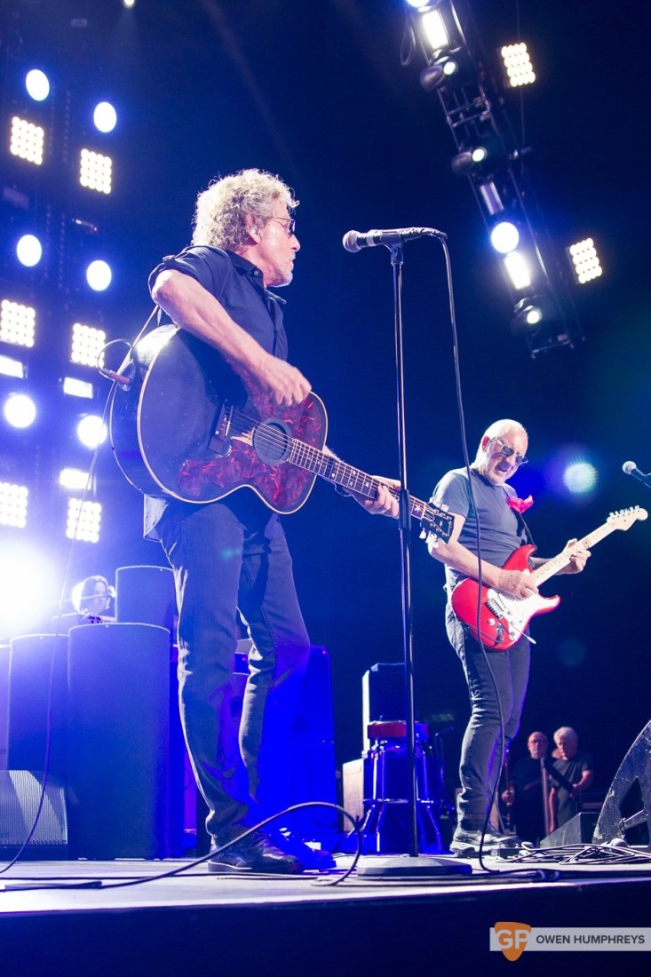 The Who at The 3Arena by Owen Humphreys (3 of 11)