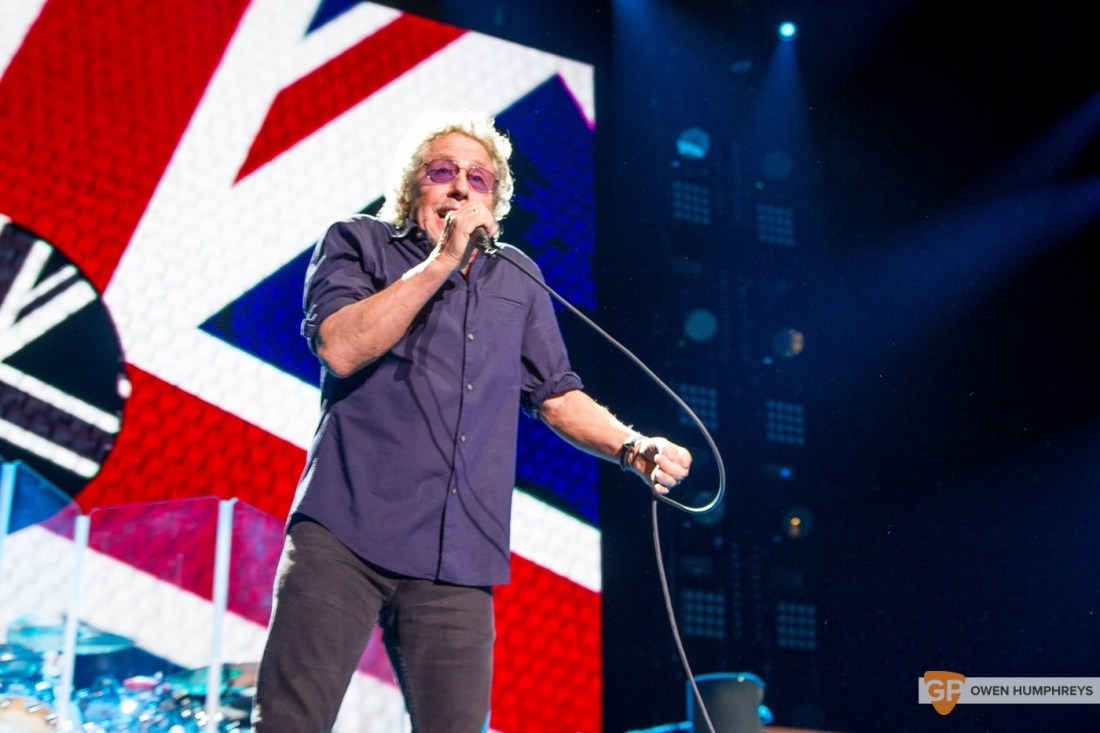 The Who at The 3Arena by Owen Humphreys (6 of 11)