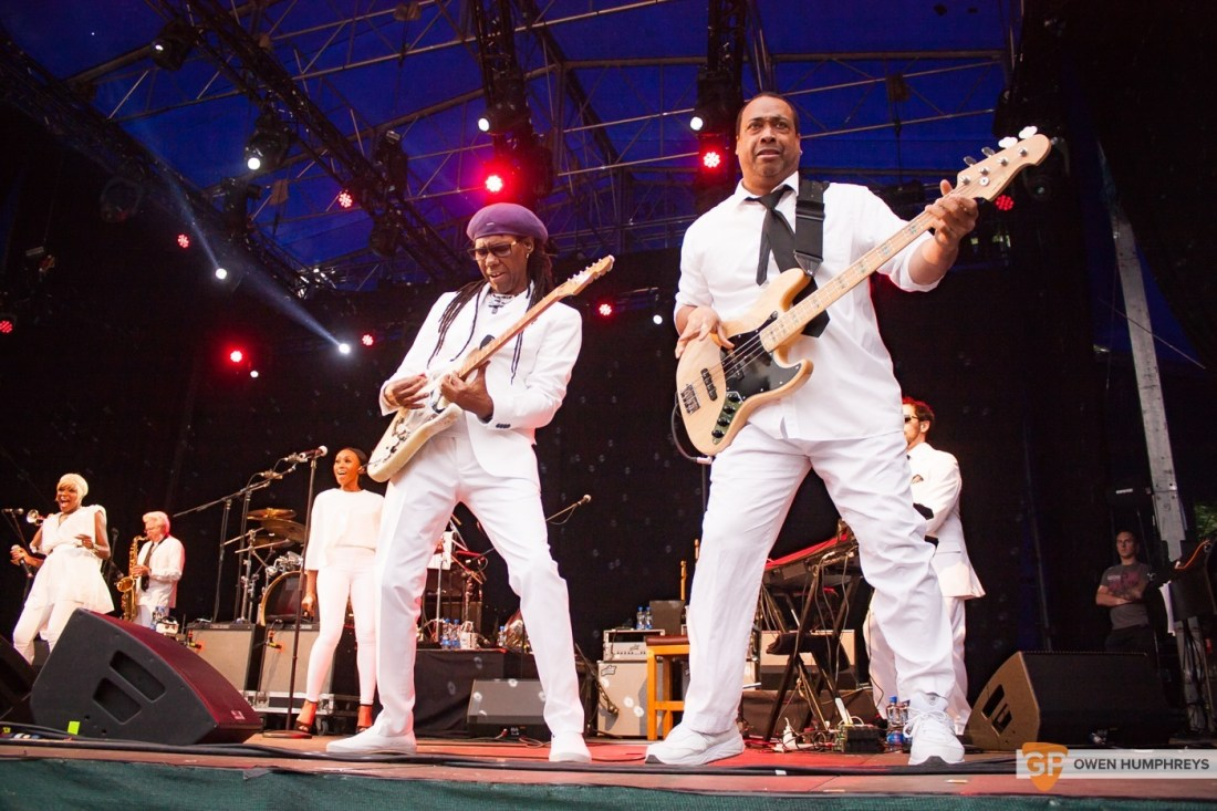 Chic ft. Nile Rodgers at the Iveagh Gardens by Owen Humphreys (11 of 19)