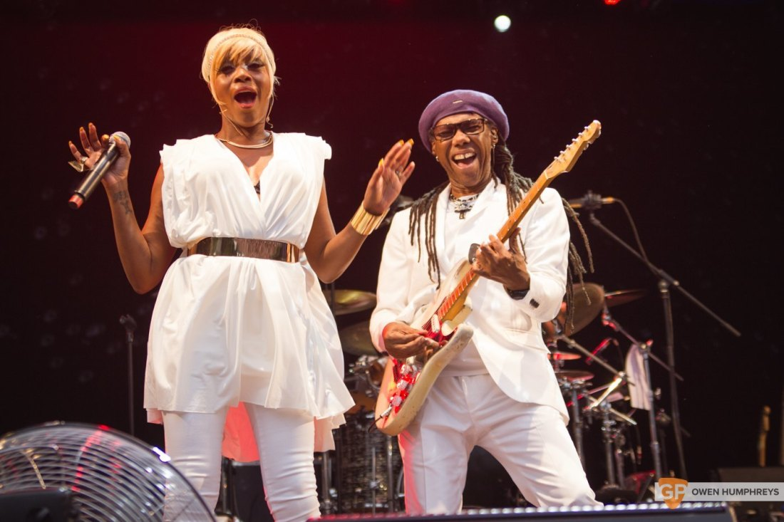 Chic ft. Nile Rodgers at the Iveagh Gardens by Owen Humphreys (18 of 19)