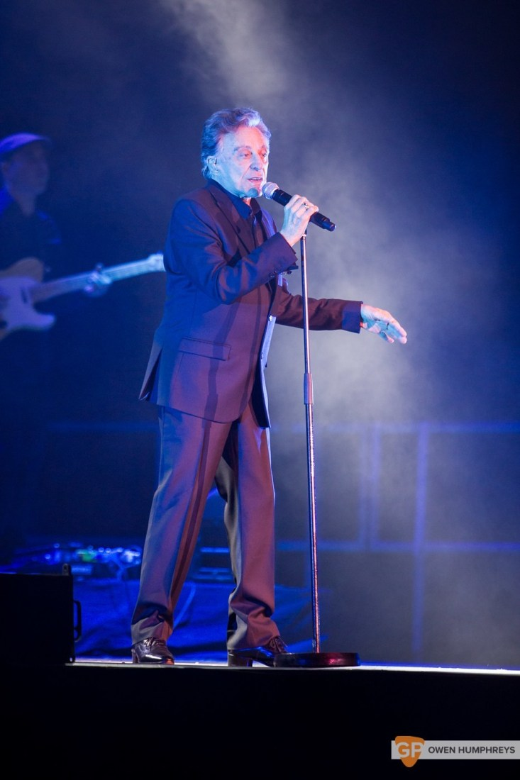 Frankie Valli and The Four Seasons at the 3Arena by Owen Hiumphreys (11 of 11)