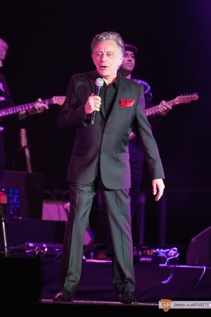 Frankie Valli and The Four Seasons at the 3Arena by Owen Hiumphreys (2 of 11)