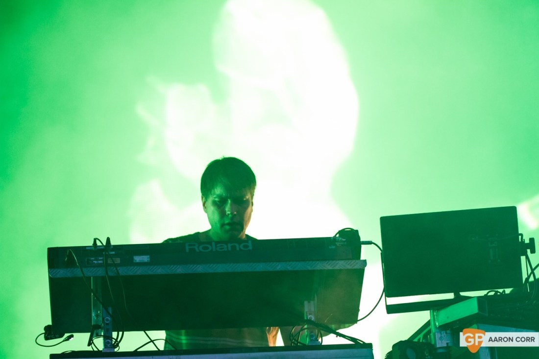 The Chemical Brothers at Longitude Sunday-0200