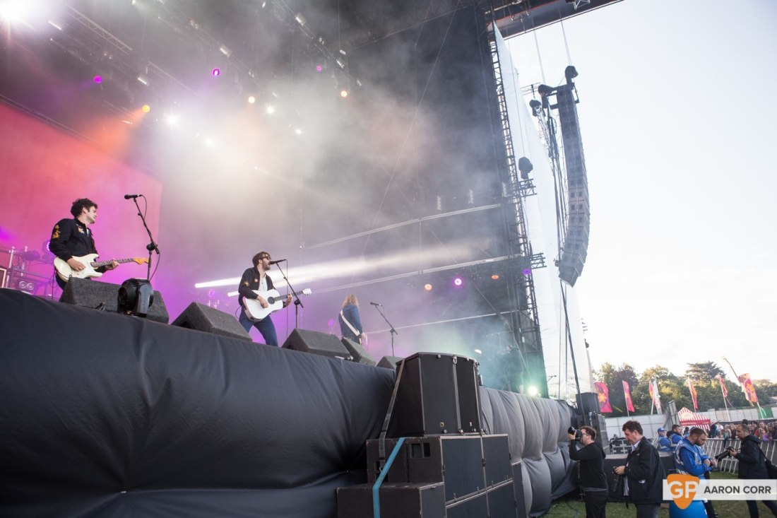 The Vaccines at Longitude Friday-7962