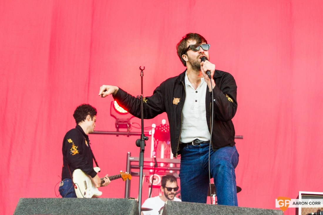 The Vaccines at Longitude Friday-9547