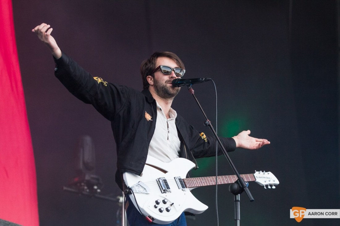 The Vaccines at Longitude Friday-9579