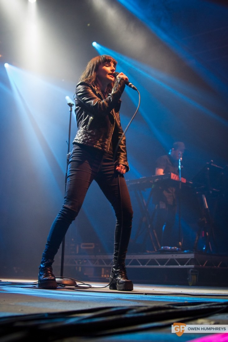 Chvrches at Electric Picnic 2015 by Owen Humphreys (4 of 5)