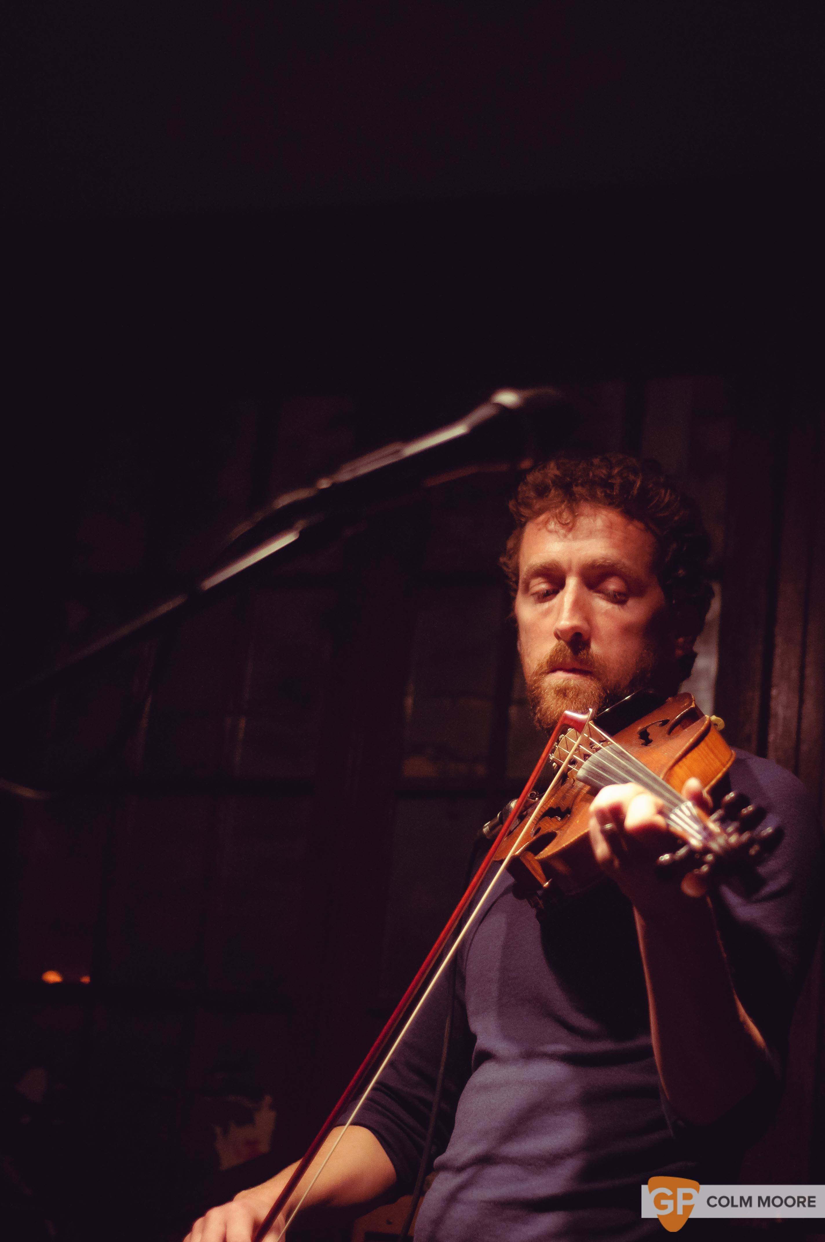 Colm Mac Con Iomaire – The Scratcher – New York