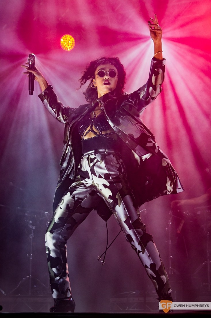 FKA Twigs at Electric Picnic 2015 by Owen Humphreys (1 of 4)