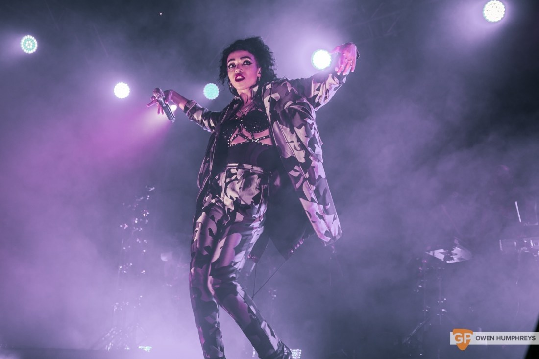 FKA Twigs at Electric Picnic 2015 by Owen Humphreys (4 of 4)