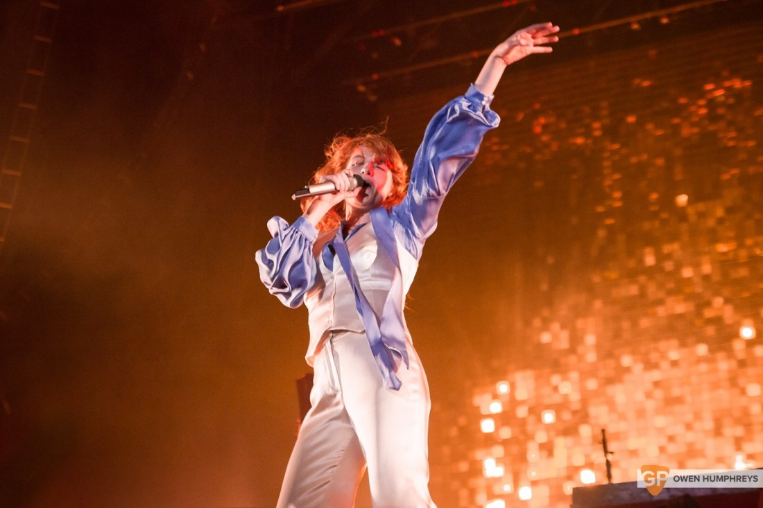 Florence and The Machine at Electric Picnic 2015 by Owen Humphreys (6 of 13)