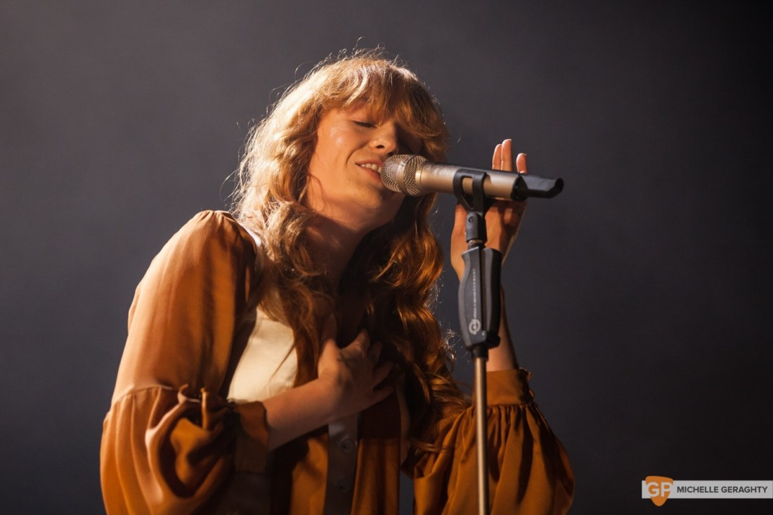 Florence and the Machine at the 3Arena by Michelle Geraghty-1240