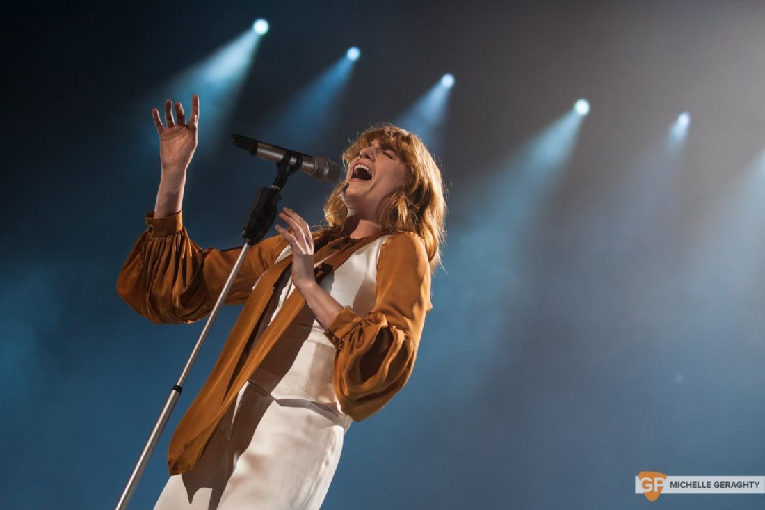 Florence and the Machine at the 3Arena by Michelle Geraghty-1297