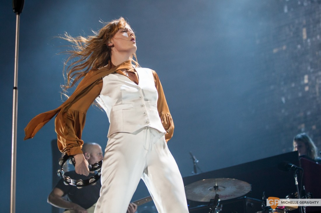 Florence and the Machine at the 3Arena by Michelle Geraghty-1320