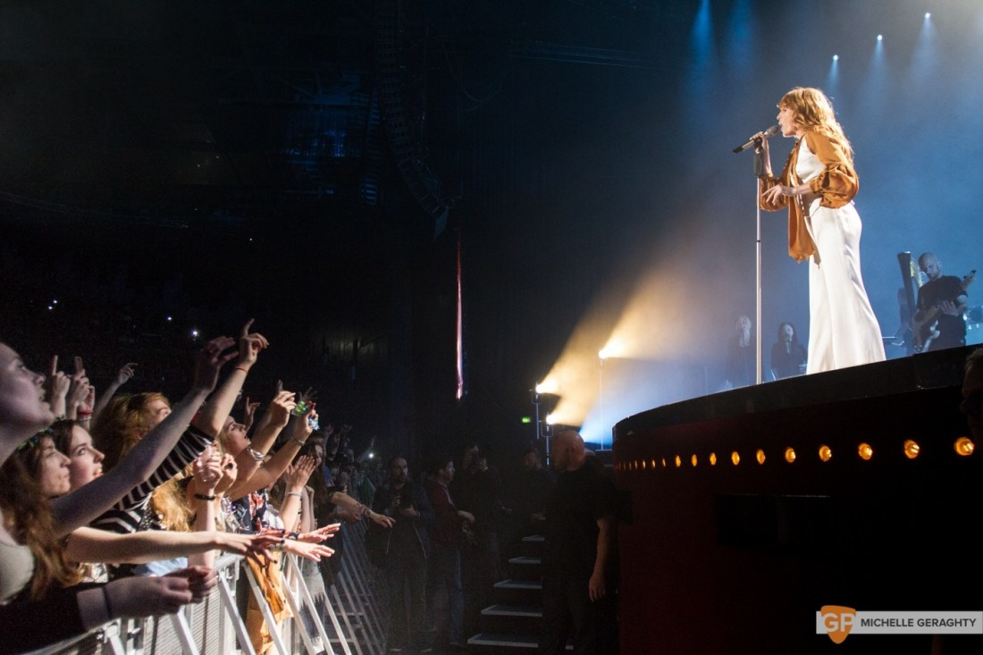 Florence and the Machine at the 3Arena by Michelle Geraghty-7673