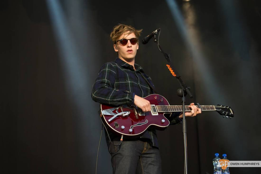 George Ezra at Electric Picnic 2015 by Owen Humphreys (1 of 3)