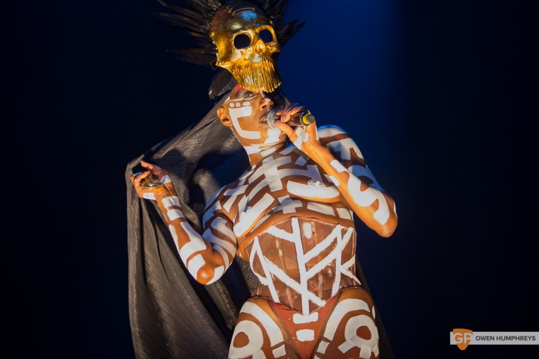 Grace Jones at Electric Picnic 2015 by Owen Humphreys (3 of 6)