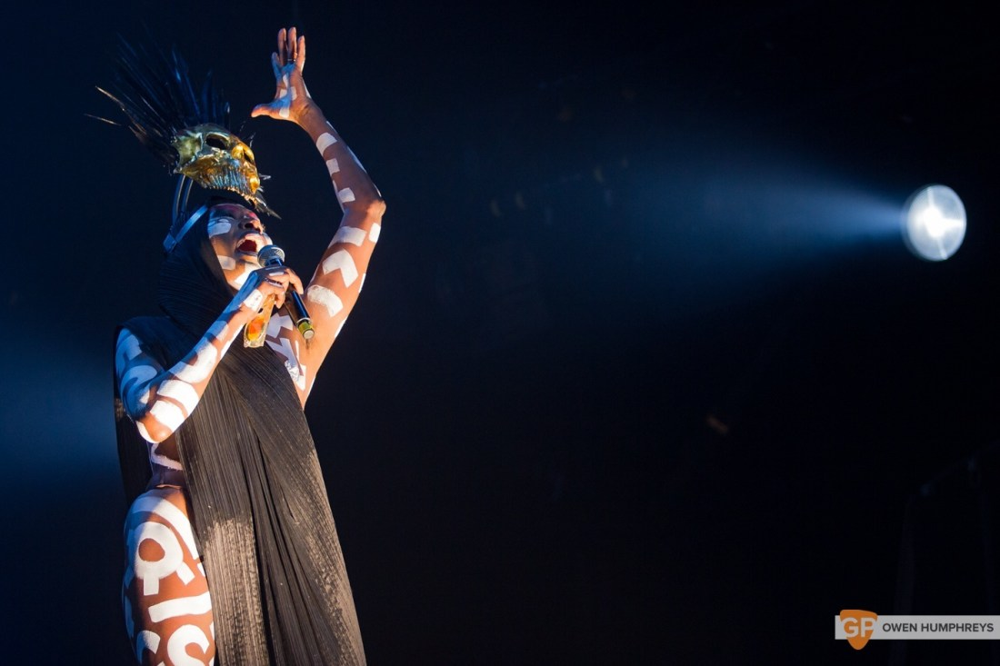 Grace Jones at Electric Picnic 2015 by Owen Humphreys (6 of 6)