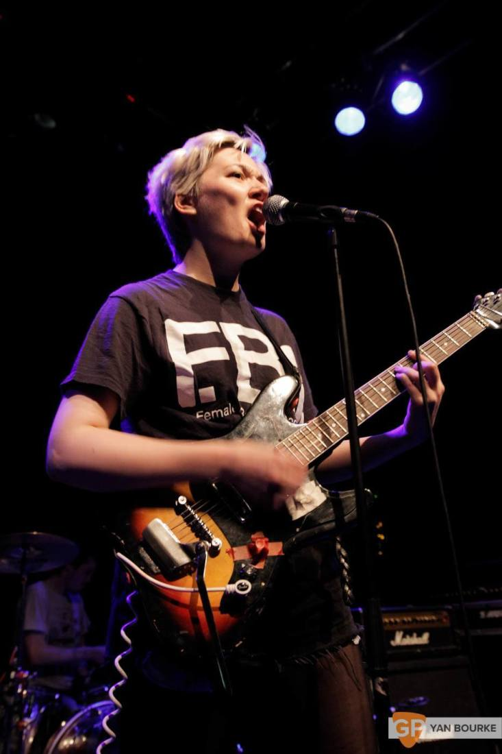 Sissy in The Button Factory on 9 September 2015 by Yan Bourke