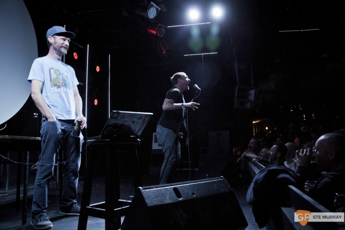 Sleaford Mods at District 8 by Ste Murray05