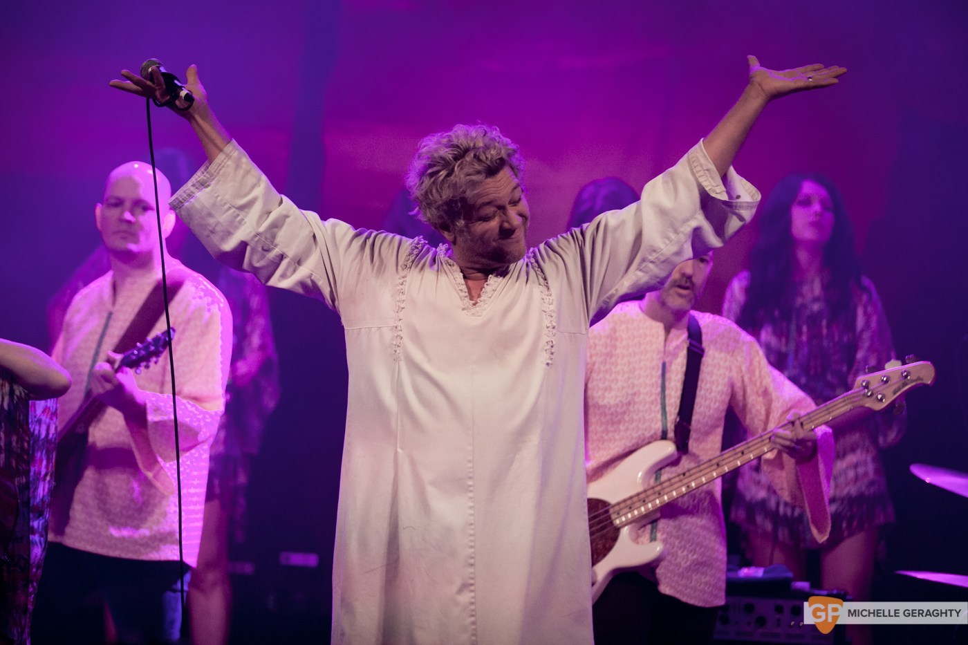 The Polyphonic Spree at the Academy by Michelle Geraghty-1126