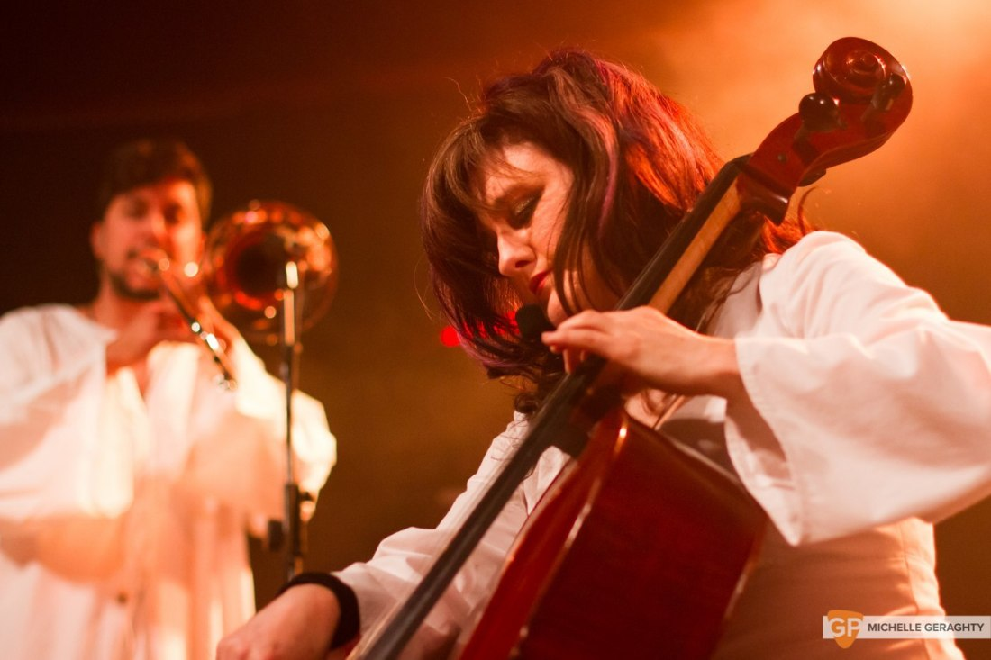 The Polyphonic Spree at the Academy by Michelle Geraghty-7583
