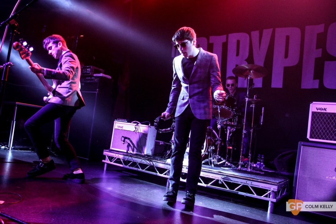 The Strypes at The Academy by Colm Kelly