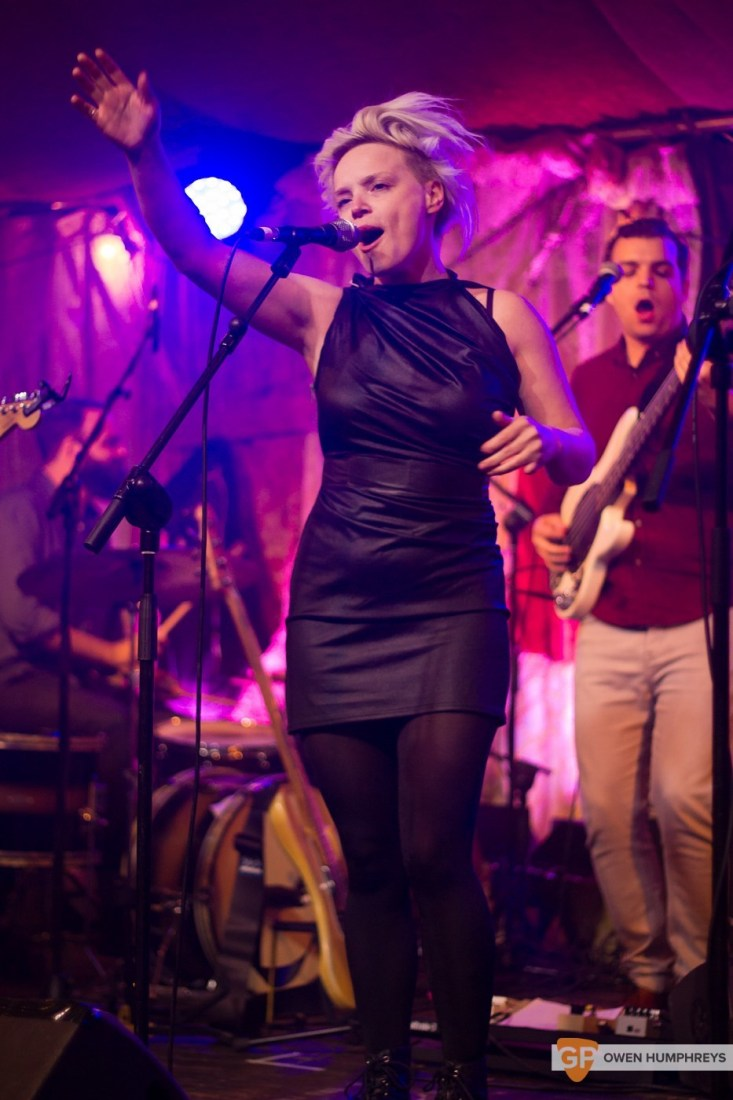 Turning Pirate Mixtape at The Spiegeltent by Owen Humphreys (15 of 30)